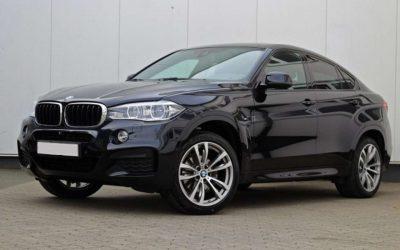 ES ITINERAIRE vous propose LE BMW X6 (F16) 313CH Mise en circulation : 02/2016 Kilométrage : 64 000 km Couleur : NOIR (Saphirschwarz)