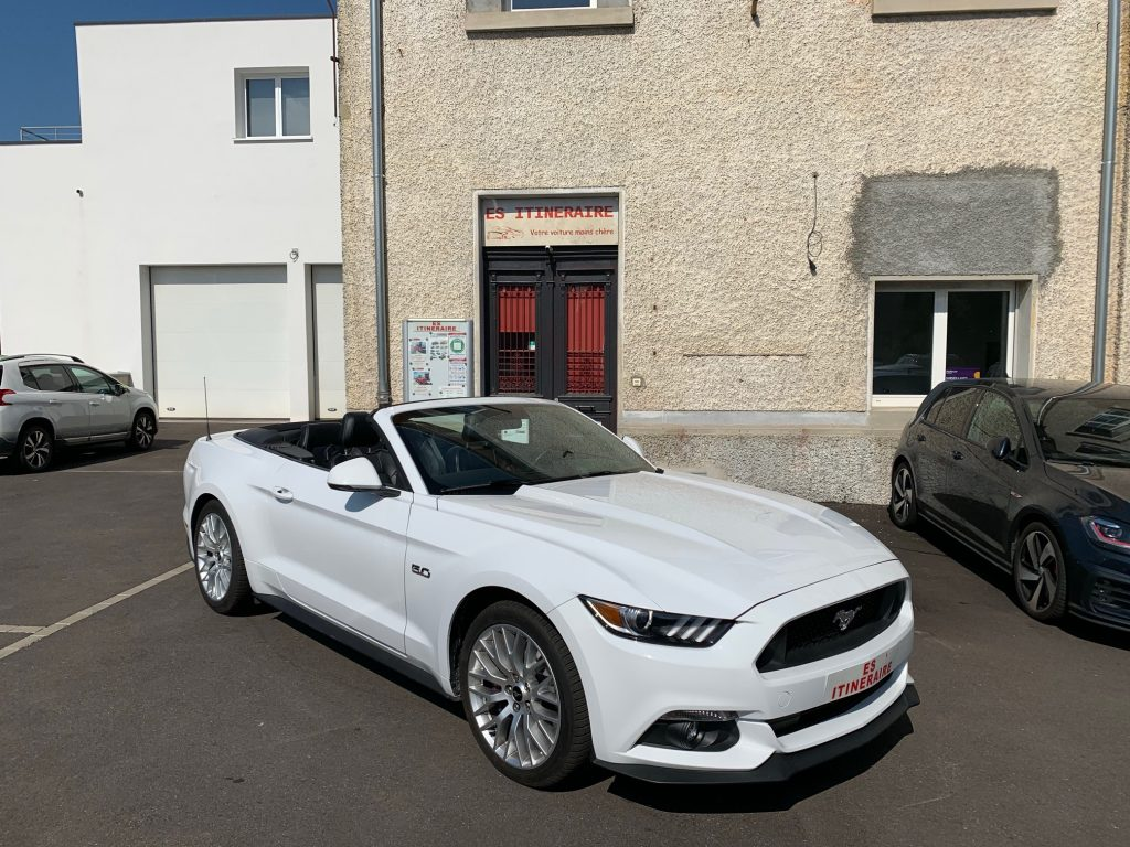FORD MUSTANG ES ITINERAIRE waldighoffen 68580