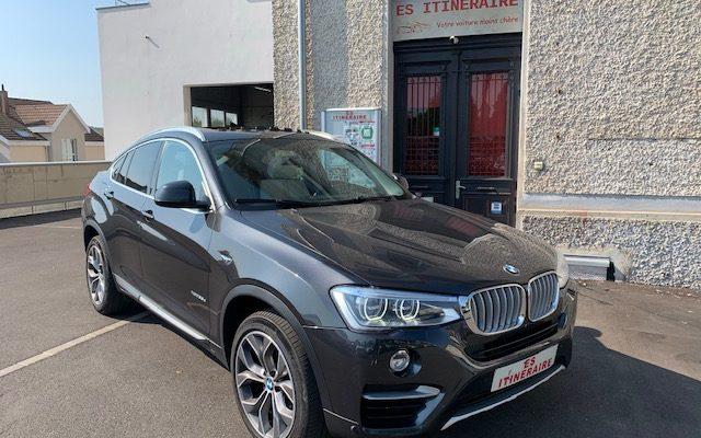 BMW X4 XDRIVE XLINE 35D
