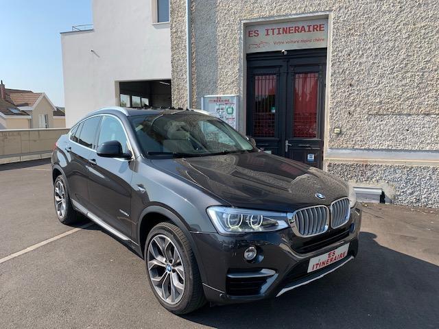 BMW X4 ES ITINERAIRE waldighoffen 68580