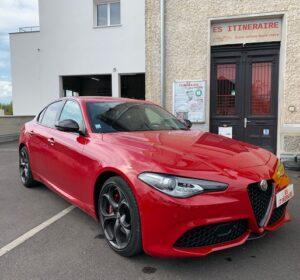 Alfa Romeo Giulia 2.0 TB AT8 200 ch
