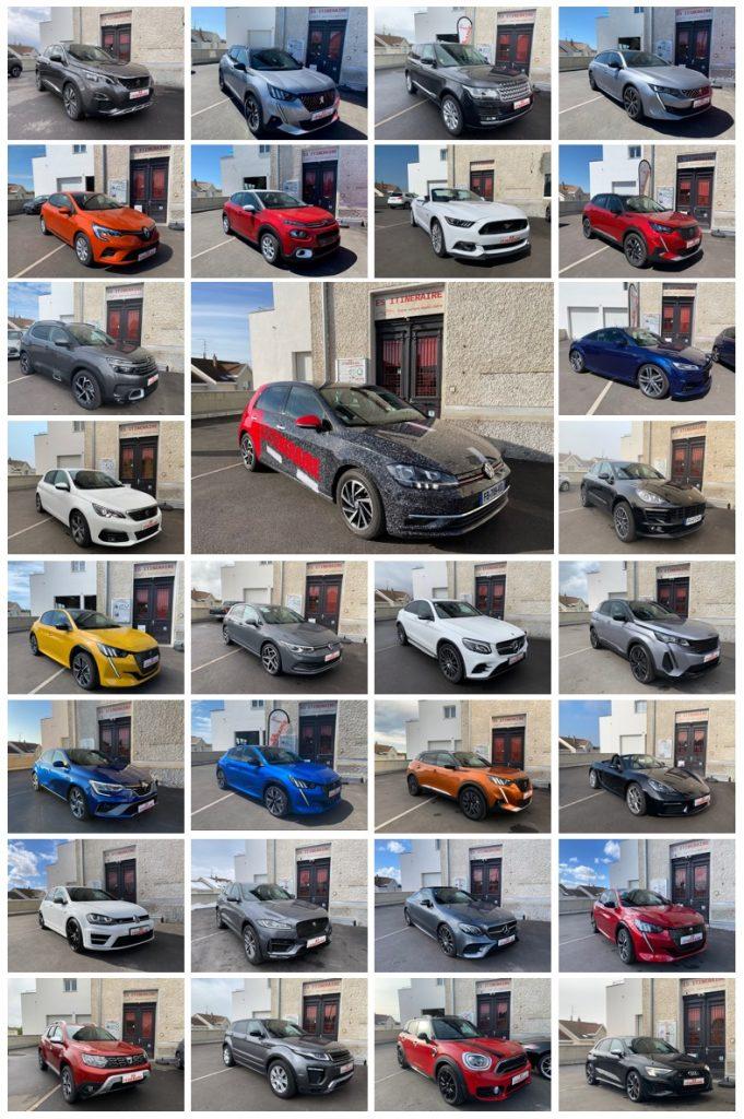 Hey salut tout le monde 😏😏 Aujourd'hui, on ne va pas vous proposer un nouveau véhicule mais en quelques lignes on va vous expliquer qui est ES ITINERAIRE… 👍👍 La société a été créée en 2012 et installée aujourd'hui à Waldighoffen dans le Sundgau ; nous sommes Mandataire / Négociant Automobiles à même titre (mais à taille réduite) que Aramis, Elite-auto, AutoJM, AutoIES, pour ne citer que les plus grands… 💪💪💪😎 Nous avons à Waldighoffen un parc physique d'une trentaine de véhicules dont les prix varient entre 5.490 pour le moins cher (Peugeot Partner) et 56.990 pour la plus chère (Porsche Boxster). Nous essayons en permanence de proposer des véhicules pour tous les budgets. 👍👍😄 Notre spécialité est les véhicules 0 km, mais nous commençons aussi à commercialiser des véhicules d'occasions récents et depuis peu de temps, nous faisons aussi de la recherche personnalisée…👍 Nous faisons aussi des reprises, et nous proposons des financements.👍😀 Avec notre expérience, nous avons pu nous entourer aujourd'hui des fournisseurs les plus fiables, ce qui nous permet de pouvoir afficher des prix très attractifs, et de proposer les derniers modèles qui viennent de sortir comme le Nouveau 3008 Restylé par exemple et enfin d'avoir un choix de plus de 500 autos disponibles rapidement. 😀😀 Votre confiance est notre priorité et votre satisfaction notre objectif, alors n'hésitez pas à nous contacter pour votre projet. 😏 A très bientôt 🚗🚕🚙 Stéphane et Lucas