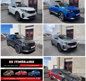 Nouveaux Peugeot 3008 toujours disponible 👍