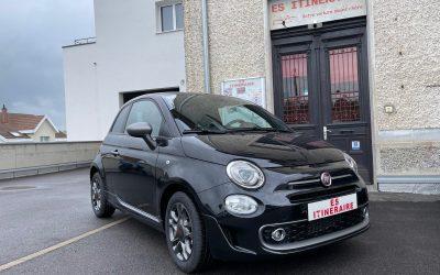 FIAT 500 ES ITINERAIRE waldighoffen 68580