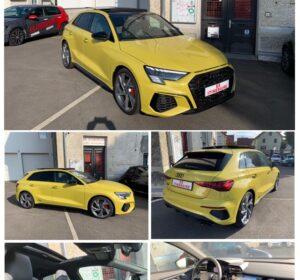 Arrivage Audi s3