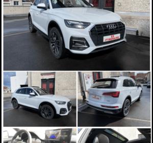 Audi Q5 disponible chez Es itineraire